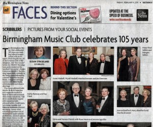 BMC Celebrates 105 Years
