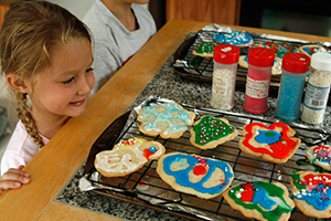 Cookie Decorating for Kids or Adults, donated by Betsy Cooper
