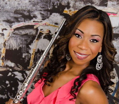 Kim Scott jazz flutist