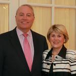 Bob and Patsy Straka, Auctioneer for the Gala