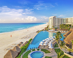 Cancun Paradise Vacation, 5 night stay at the Westin Resort & Spa with Airfare for 2