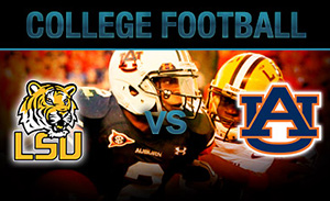 2 Tickets to LSU vs. Auburn