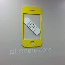 Phonerestore Gift Certificate, donated by Tom & Kelly Lamkin
