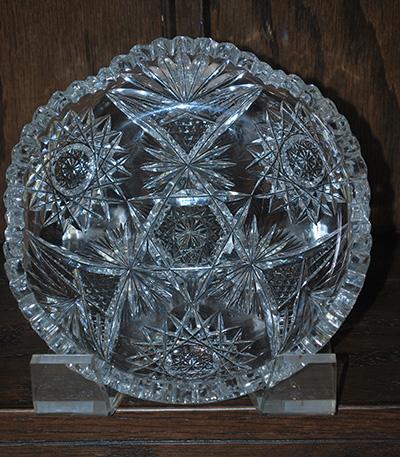 crystal-dish